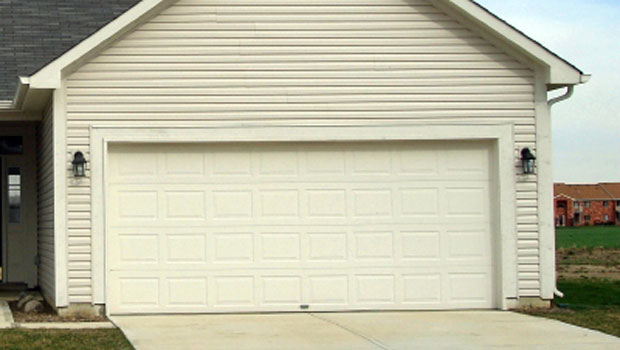 Service and maintenance of residential garage doors